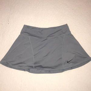 Grey Nike Skirt